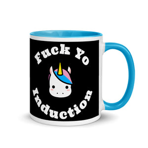 Fuck Yo Induction Mug