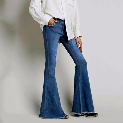 Slim Slimming Jeans Denim Pants