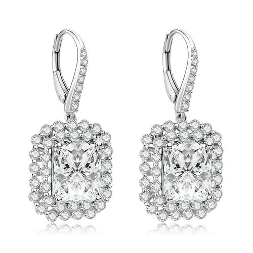 High Quality Earrings 925 Sterling Silver Hypoallergenic Earrings