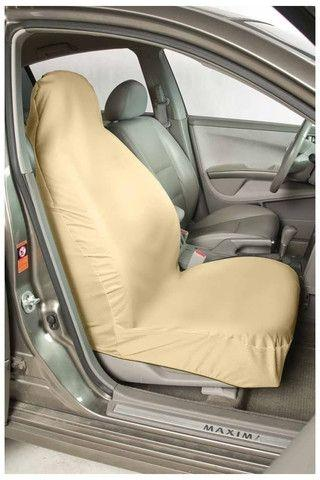 Bergan Car Bucket Seat Protector Tan - Seat Protectors - Xtra Dog