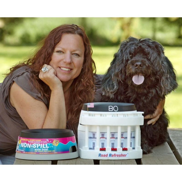 Road Refresher Non Spill Dog Bowl - Dog Bowls - Xtra Dog