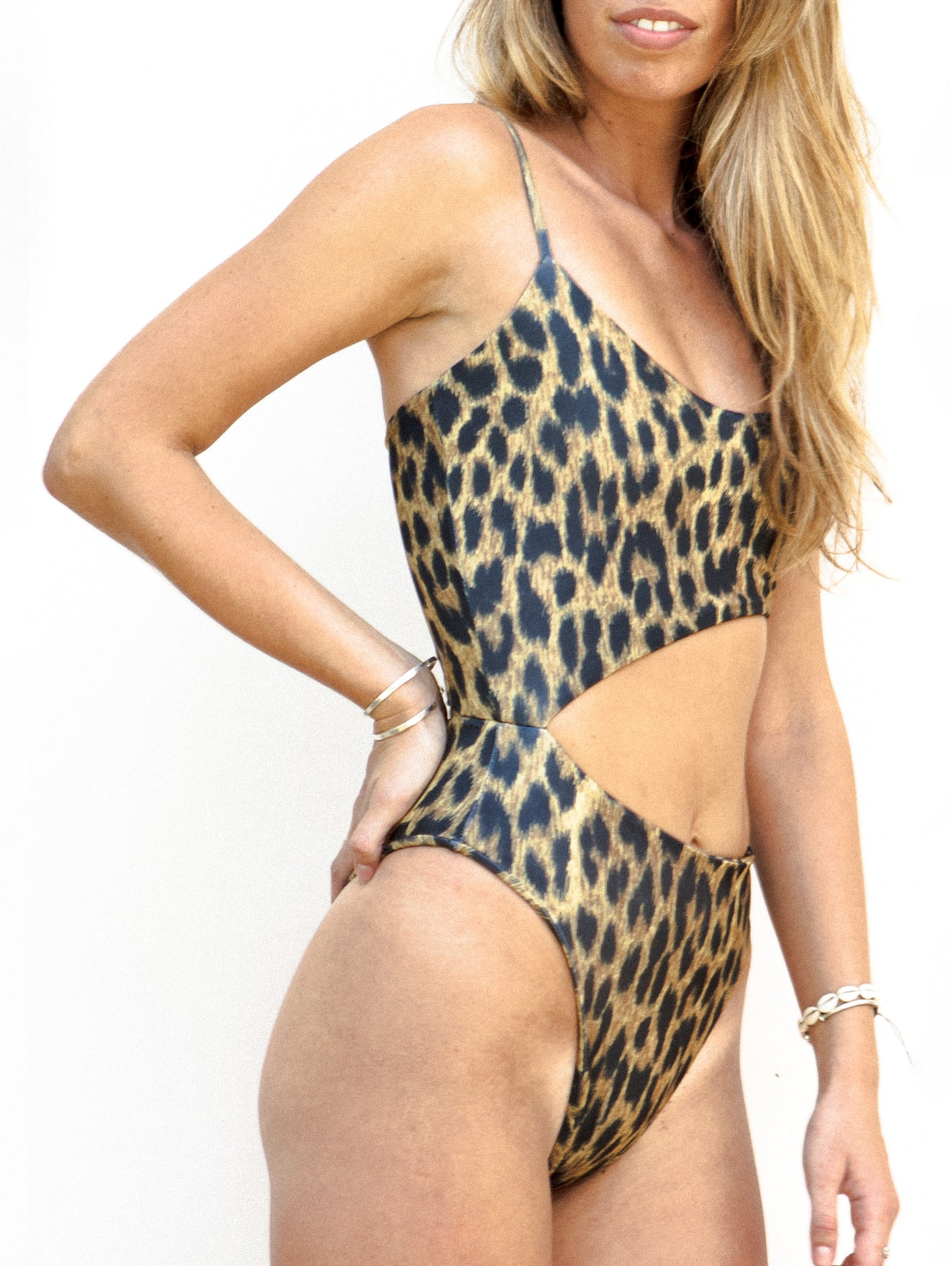 ERICA ONE PIECE / LEOPARD