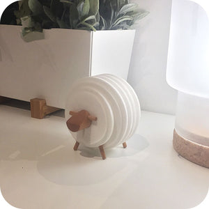 Sheep Coaster Set
