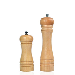 Oak Pepper Grinder (Manual Grinder)