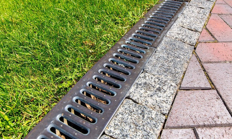 The Benefits of Installing Drainage