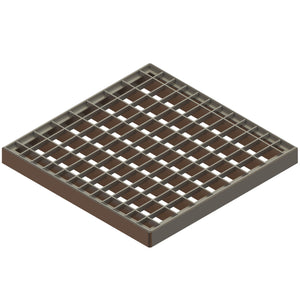 12 X 12 Catch Basin Galvanized Grate