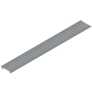 "4"" BASIC STAINLESS STEEL GRATE ADA"