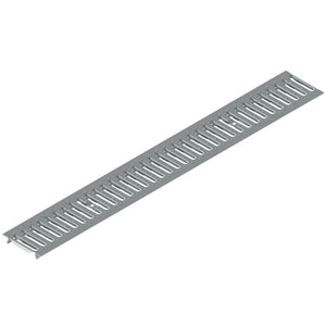 "4"" BASIC STAINLESS STEEL GRATE"