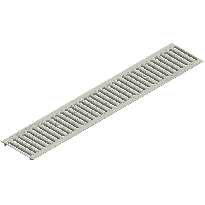 "6"" BASIC GALVANIZED GRATE"