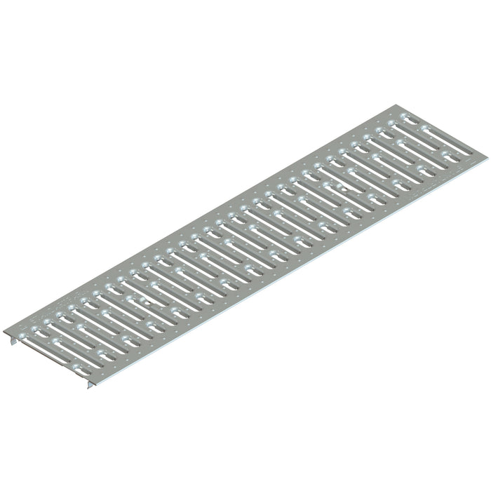 "8"" BASIC GALVANIZED GRATE"