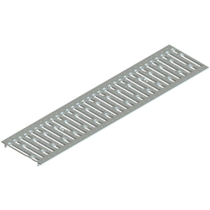 "8"" BASIC STAINLESS STEEL GRATE"