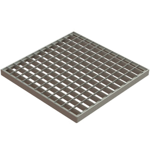 16x16 GALVANIZED STEEL GRATING