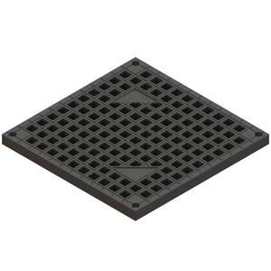 16x16 Catch Basin Plastic Grate