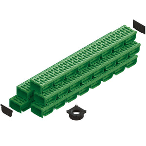 SPARK 2 - 4 INCH CHANNEL GREEN