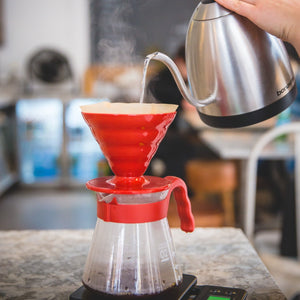 Brewing Coffee at Home - Workshop