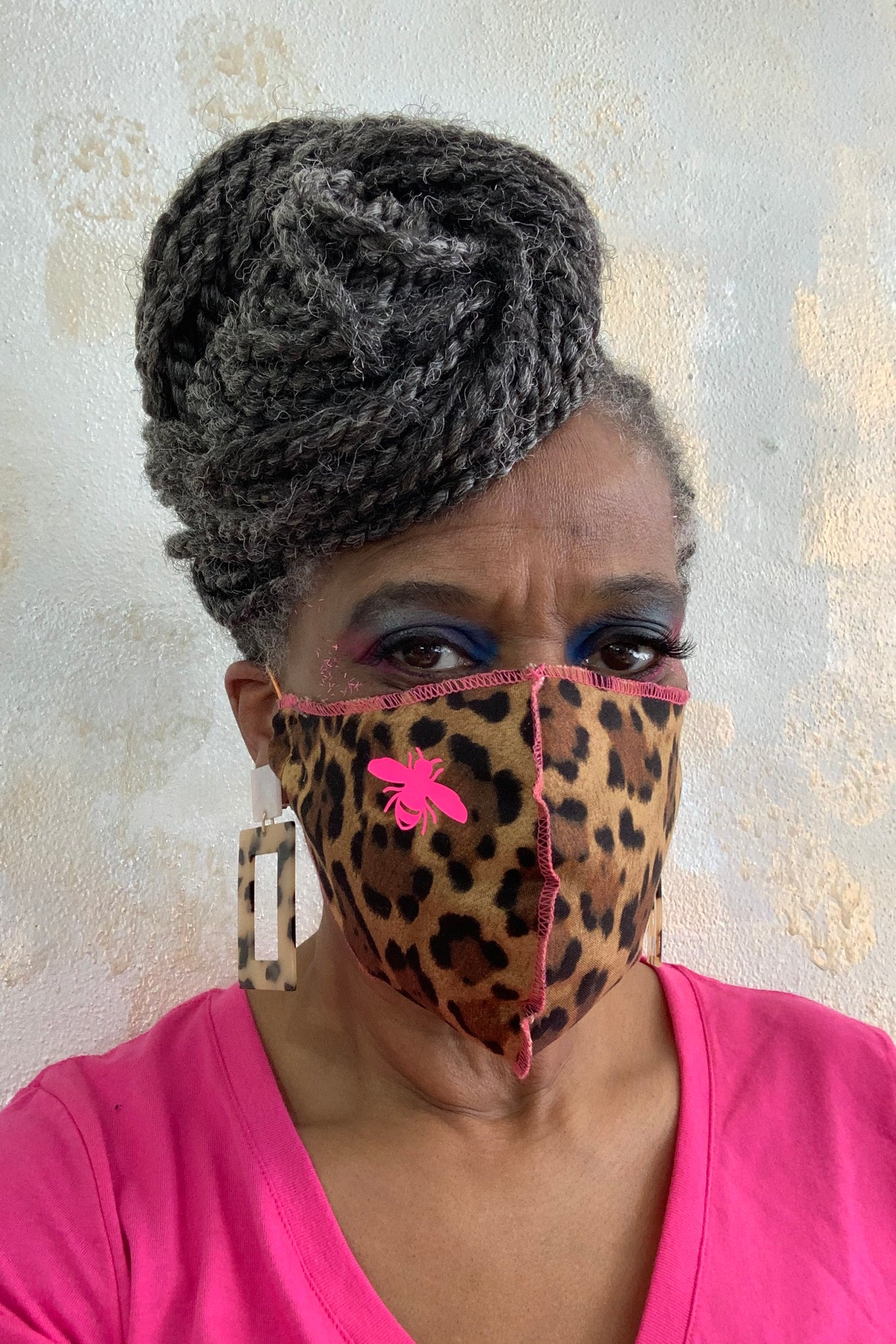 Face Cover (Leopard)