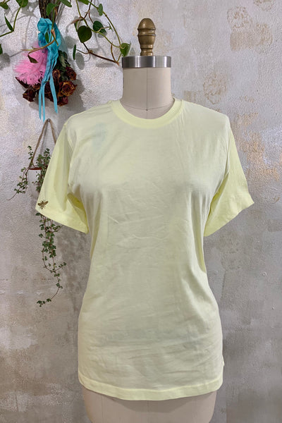 Lemon Meringue Tee