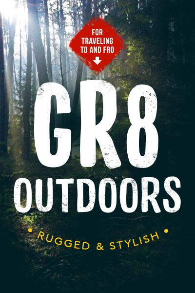 GR8OUTDOORS - INTRO