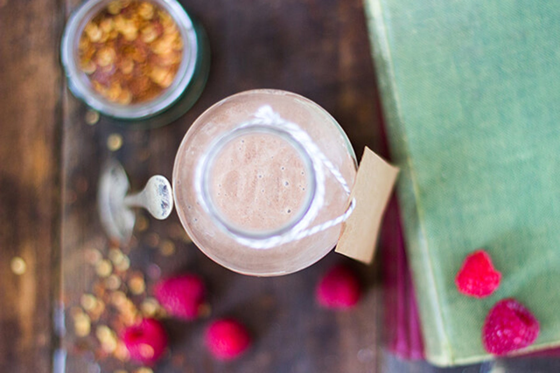 Chocolate Chilli Mousse Smoothie