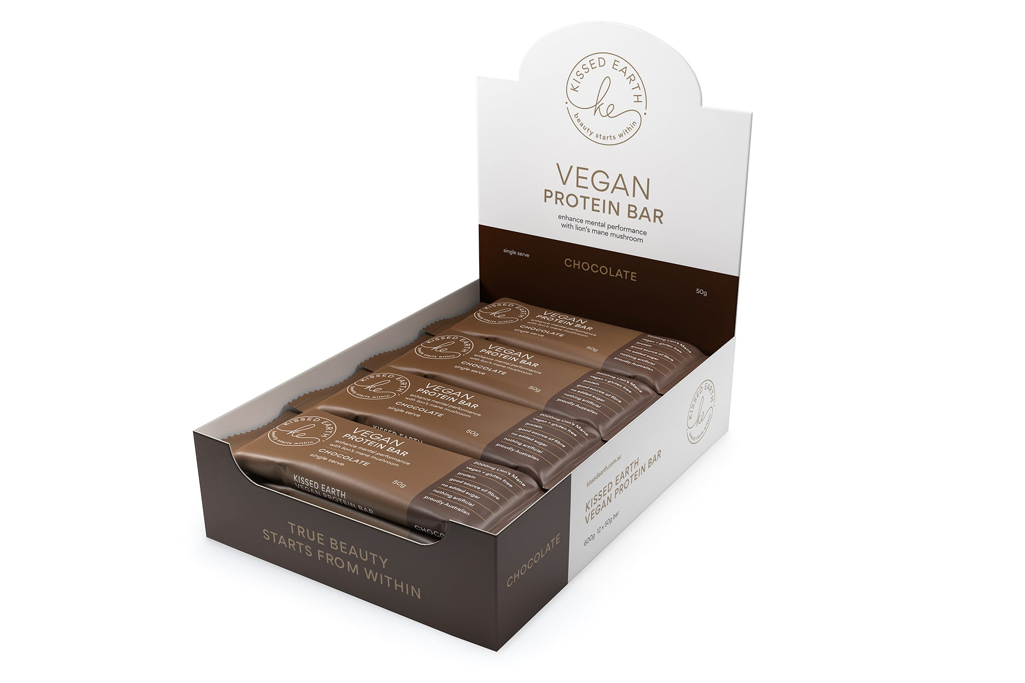 Vegan Protein Bar - Chocolate