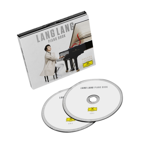Piano Book Deluxe 2CD + Deluxe Digital Album