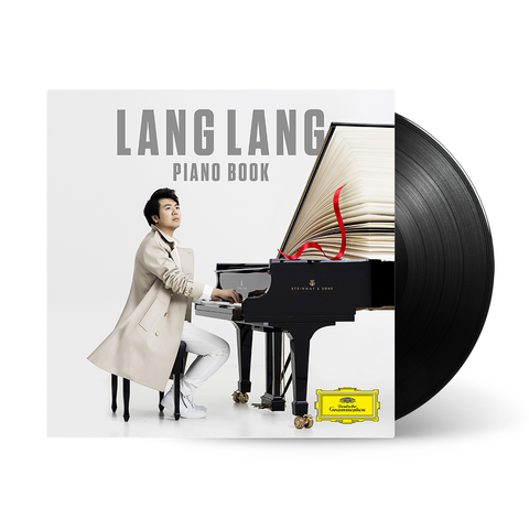 Piano Book Vinyl + Digital Album