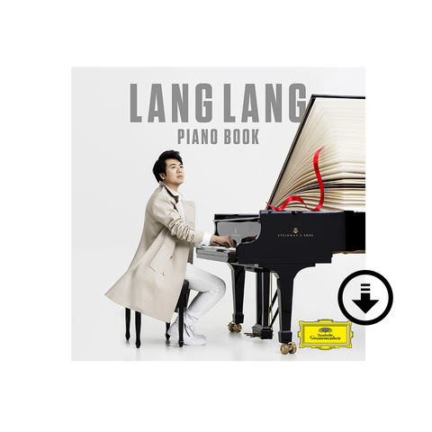 Piano Book Deluxe Digital Album