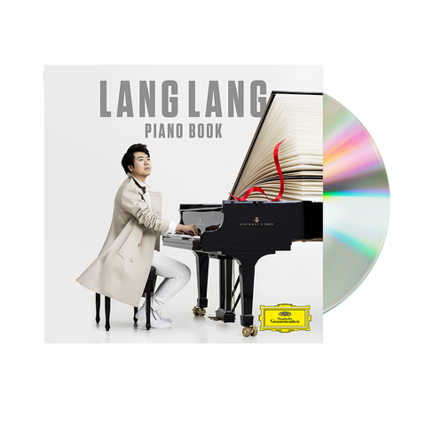 Piano Book CD + Digital Album