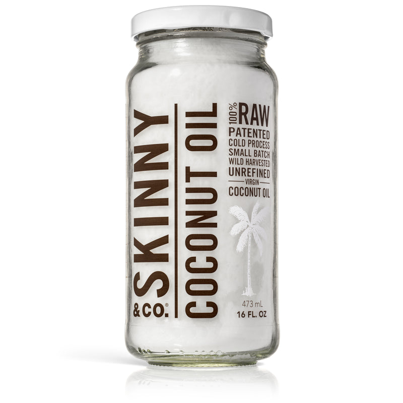 Raw Alkaline Coconut Oil