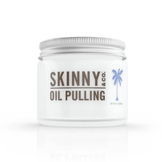 Oil Pulling | Peppermint