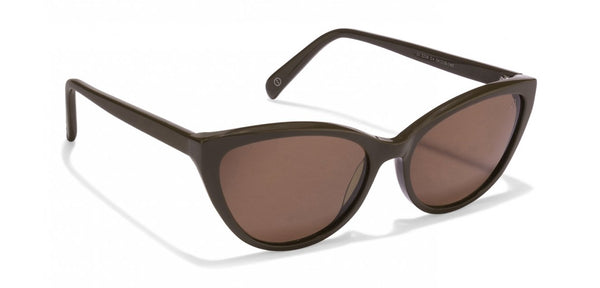 John Jacobs Brown Sunglasses 115220