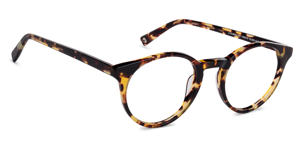 Eyeglasses For Women-Round-Tortoise-EG