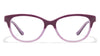 John Jacobs Red Eyeglasses 113165
