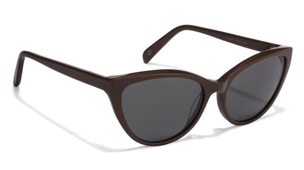 John Jacobs Brown Sunglasses 113343
