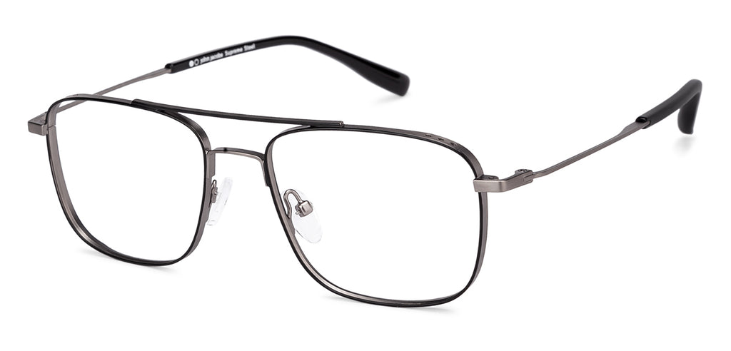 Eyeglasses For Women-Rectangle-Black-EG