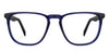 John Jacobs Blue Eyeglasses 131258