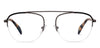 John Jacobs Grey Eyeglasses 135497