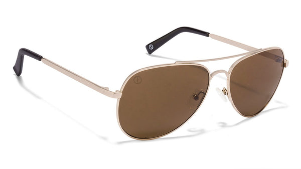 John Jacobs Golden Sunglasses 114786
