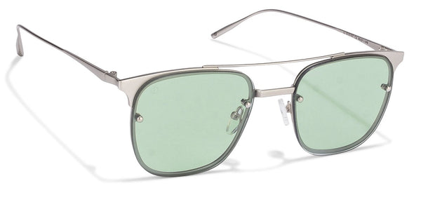 John Jacobs Silver Sunglasses 116204