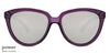John Jacobs Power Purple Sunglasses 116324