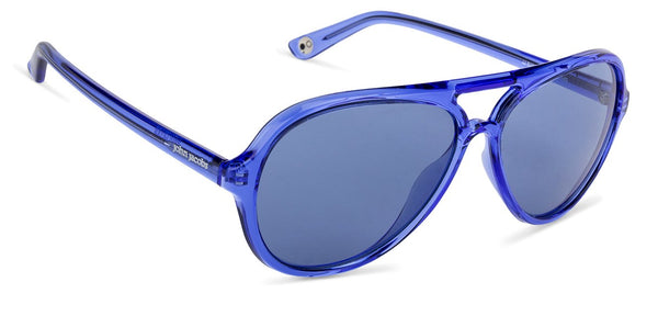 John Jacobs Power Blue Sunglasses 130358