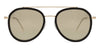 JJ Black Aviator Sunglasses - 124401