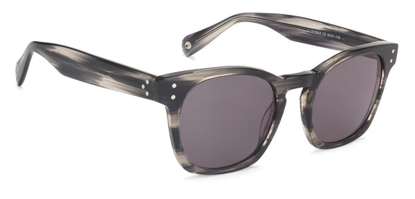 John Jacobs Power Grey Sunglasses 124648