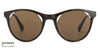 Tortoise Gold Brown Full Rim Cat Eye Medium (Size-52) John Jacobs JJ Tints JJ S10887 -C3