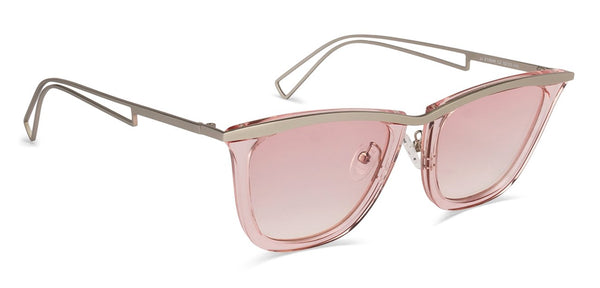 John Jacobs Silver Sunglasses 125901