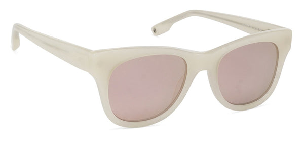 JJ White Wayfarer Sunglasses - 127300