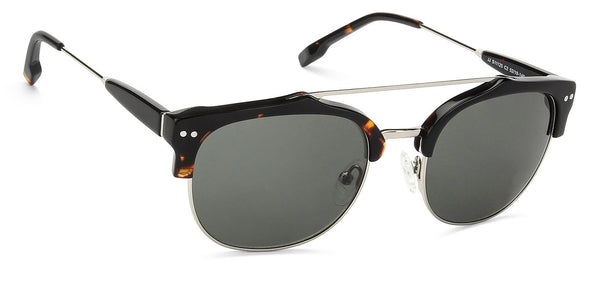 John Jacobs Power Tortoise Sunglasses 127329