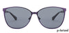 John Jacobs Blue Sunglasses 128027