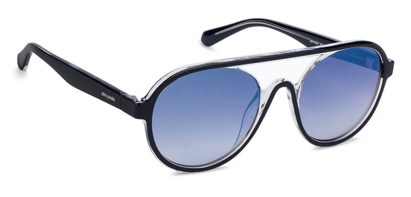 JJ Black Round Sunglasses - 129999