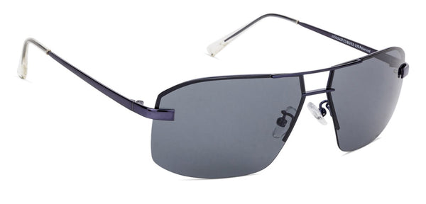 John Jacobs Blue Sunglasses 130022